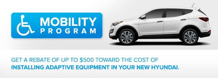 Hyundai Mobility Program Special