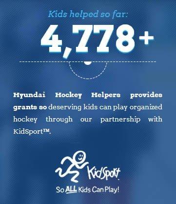 Hyundai Hockey Helpers